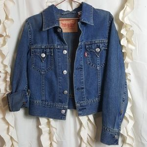 Levi's Strauss Iconic jean jacket